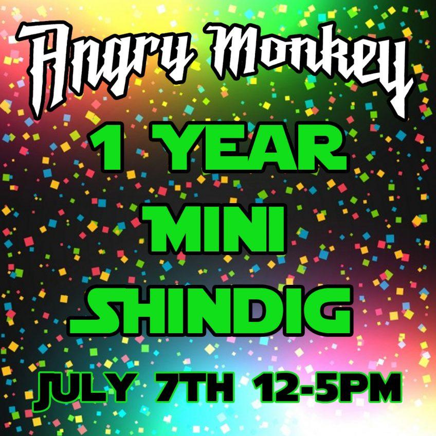 1 Year Shindig