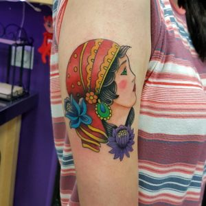 Gypsy Tattoo by Smash