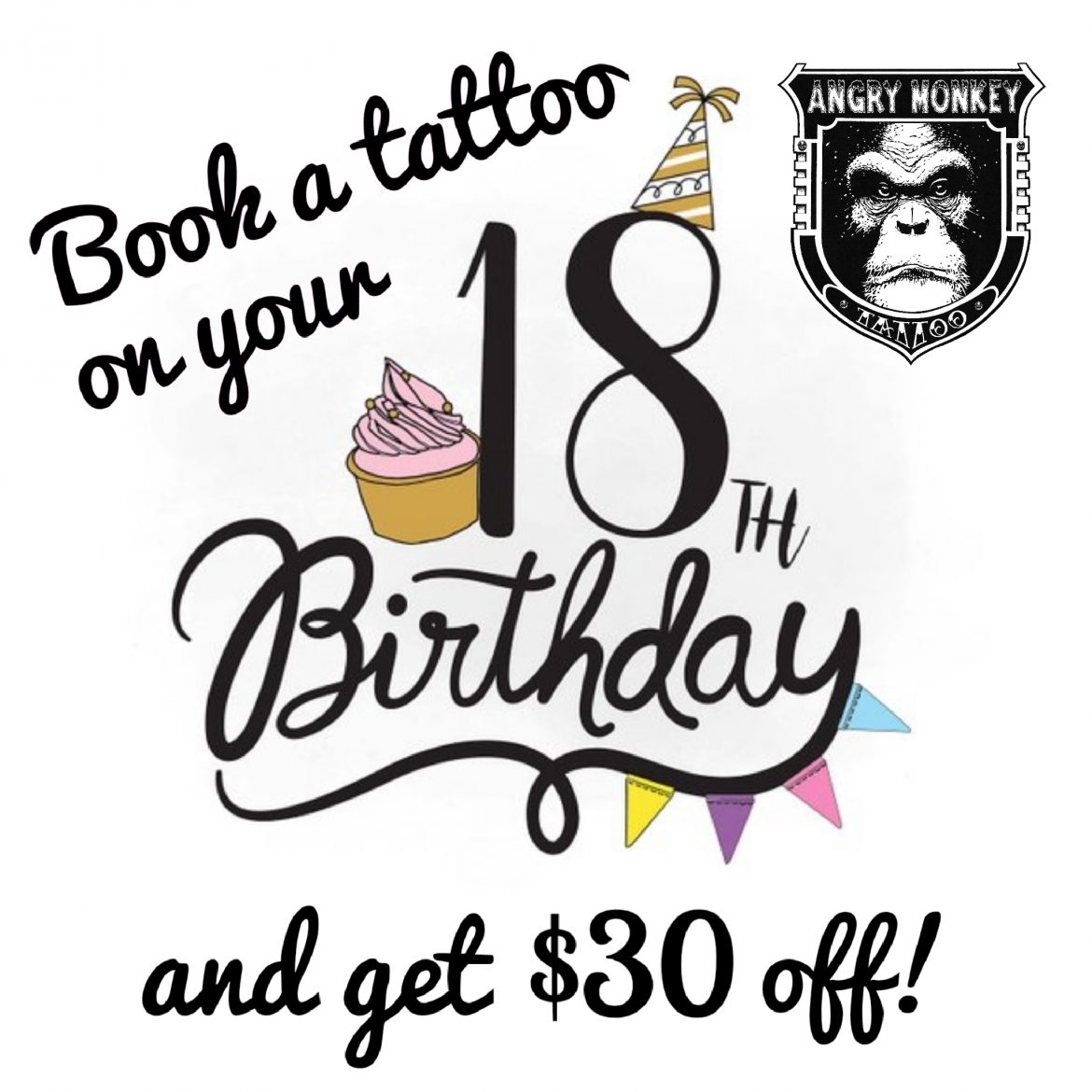 Turning 18? Check this out