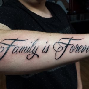 Family is Forever by Smash