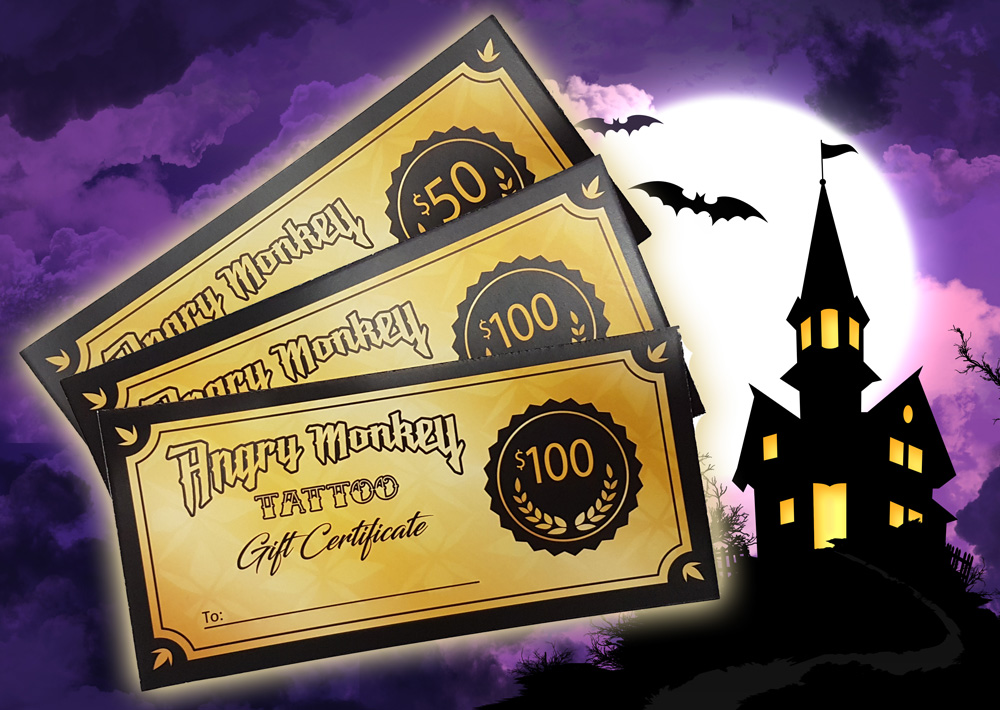 Halloween Photo Contest – Enter to Win $250 in Gift Certificates