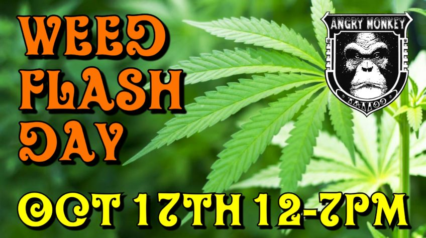 Weed Flash Day